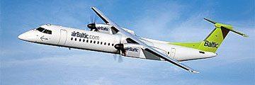airBaltic fapados légitársaság