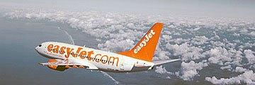 easyJet fapados légitársaság