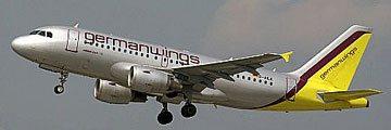 Germanwings fapados légitársaság