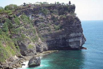 Ulu Watu sziklatemplom