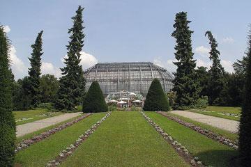 Berlini Botanikus kert