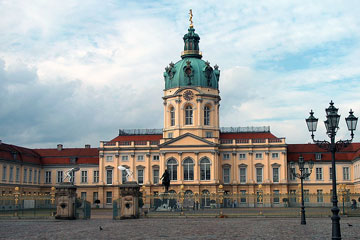 Charlottenburgi Kastély