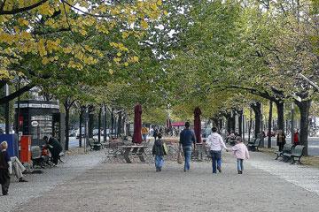 Unter den Linden sétány