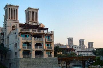 Jumeirah mecset