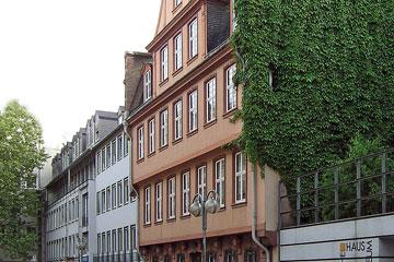 Goethe szülőháza (Goethe-Haus)