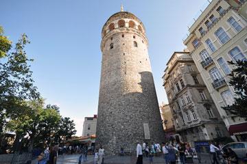 Galata torony