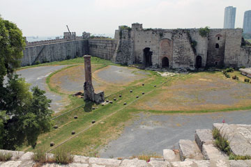 Yedikule-erőd