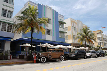 Art Deco negyed