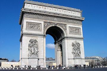 Diadalív (Arc de Triomphe)