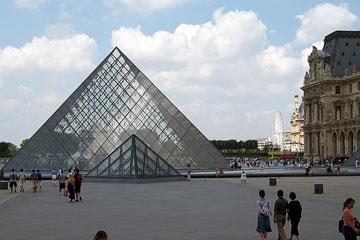 Louvre múzeum (Musée du Louvre)