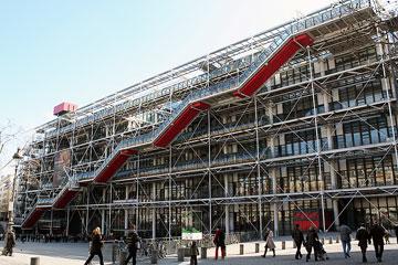 Pompidou Központ (Centre Pompidou)