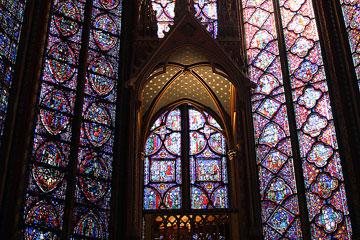 Szent Kápolna (Sainte-Chapelle)
