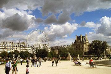 Tülériák kertje (Jardin des Tuileries)