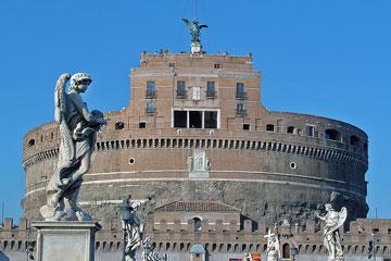 Sant Angelo vár (Angyalvár)