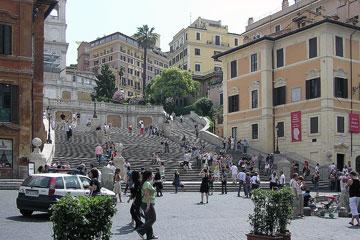 Spanyol lépcső