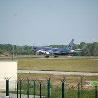 American Airlines, New York - Budapet repülőjárat ( repülőgép típus: Boeing 767-323, felségjel: N370AA)