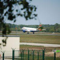 British Airways, London (LHR) - Budapest repülőjárat ( repülőgép típus: Airbus A320-232, felségjel: G-EUUO)