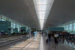 Barcelona El Prat Repülőtér (BCN)