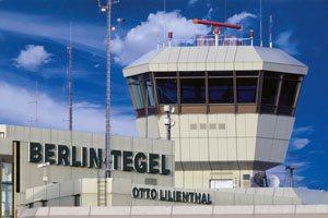Berlin Tegel Repülőtér (TXL)