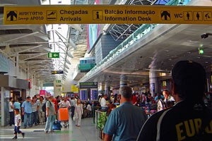 Lisszabon Portela Repülőtér (LIS)