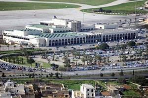Máltai Nemzetközi repülőtér (MLA)