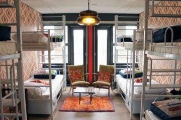 Amszterdam hostel