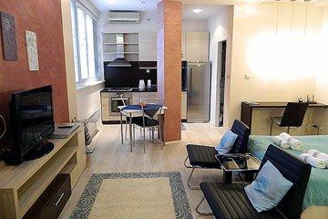 Belgrád apartman