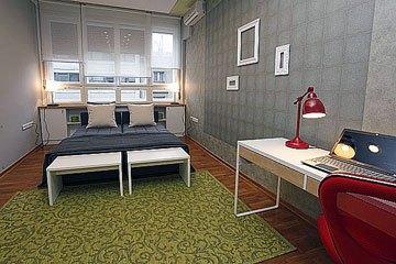Belgrád hostel