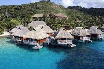 Bora Bora szállás