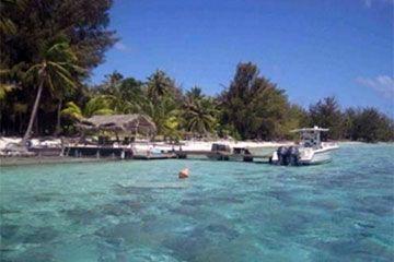 Bora Bora üdülő