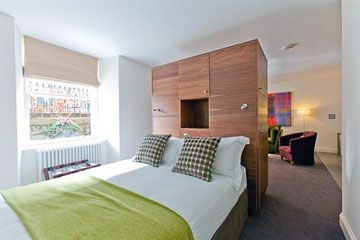 Edinburgh apartman