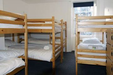 Edinburgh hostel