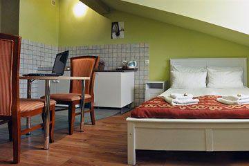 Krakkó apartman