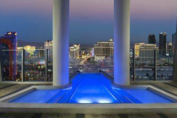 Las Vegas apartman