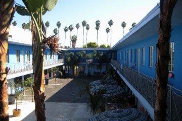 Los Angeles hostel