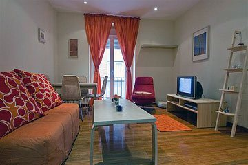 Madrid apartman