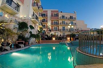 máltai hotel