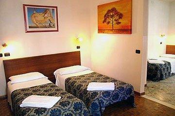 Milánó hostel