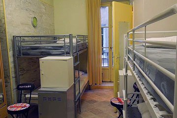 Nizza hostel
