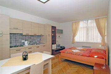 Prága apartman