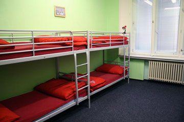 Prága hostel