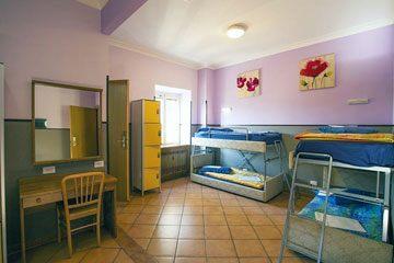 Róma hostel