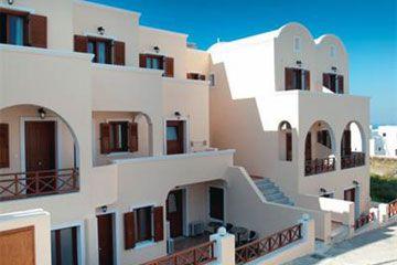 Santorini apartman