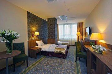 varsói hotel