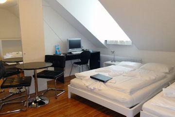 Zürich apartman