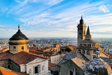 Bergamo repülőjegy