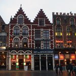 Brugge repülőjegy