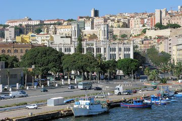 Cagliari repülőjegy