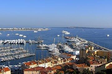 Cannes repülőjegy