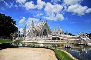 Chiang Rai repülőjegy